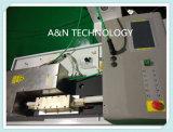 Soldadora de laser de la fibra de A&N 500W con el vector