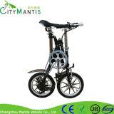 X 모양 디자인 접히는 자전거의 라이트급 선수