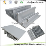 Disipador de calor de aluminio/de aluminio de la protuberancia LED