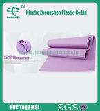 친절한 여분 두꺼운 PVC 요가 매트 제조자 PVC 요가 매트