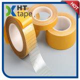Il nastro adesivo della vetroresina a doppia faccia usato per le strisce di sigillamento sopra spuma/moquette