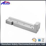 Штранге-прессовани CNC высокой точности подвергая механической обработке алюминиевое штемпелюя части для воздушноого-космическ пространства