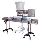 Machine à étiquettes semi automatique de machine de remplissage de poudre