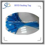 Etiqueta disponible del fabricante de la atadura de cables de la frecuencia ultraelevada H3 RFID de la voz pasiva para el sello de puerta