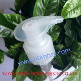Pompe de lotion de main de déclenchement avec la bouteille