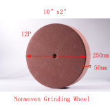"10 ""X2"" 12p Flap Wheel Plastic Pad Polishing Wheel Abrasives"