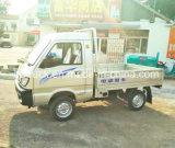 SINOHTC 4X2 mini elektrischer LKW