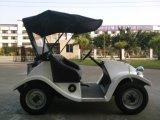 貴族4の車輪2のシートの標準的な小型電気ゴルフ車のバギー車