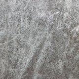 Stof van het Suède van Spandex de Bronzende Breiende voor de Kleding van de Schoen van het Kledingstuk