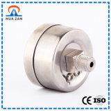 Fabricante del calibrador de presión del vapor 2.0 pulgadas de vapor de la caldera de calibrador de presión