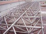 Braguero constructivo del acero del tubo de acero de la estructura de acero