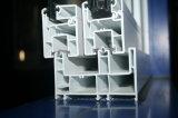 プラスチック窓枠のための白いUPVCのプロフィール