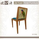 Antiker hölzerner Korn-Stuhl, der Stuhl (JY-F45, speist)