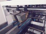 접히는 자동적인 물결 모양 판지 접착제로 붙이기 기계 (GK-G)를