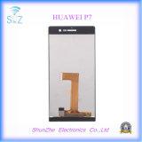 Affissione a cristalli liquidi dello schermo di tocco del telefono mobile per Huawei P7
