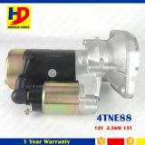 мотор двигателя дизеля 4tne88 с 12V