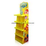 Изготовленный на заказ индикация пола картона игрушки, пол в клетках, индикация шипучки