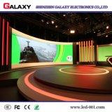 Afficheur LED P2.98/P3.91/P4.81/P5.95 de location d'intérieur Shaped de courbe pour l'exposition, étape, conférence