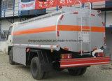 3 toneladas 4 toneladas de aço de carbono 5 do combustível toneladas de caminhão de petroleiro para a venda