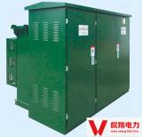 500kVA geprefabriceerde Transformator Substation/10kv Van het Amerikaanse type