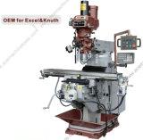 Fresadora radial universal (ACE-M2, ACE-M3, ACE-M4, ACE-M5, ACE-M6)