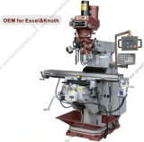 Universalradialfräsmaschine (ACE-M2, ACE-M3, ACE-M4, ACE-M5, ACE-M6)