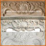 De marmeren Rand Mf1706 van de Afdekplaat van de Open haard van het Decor van de Open haard Binnen