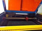 Non-Matériaux en caoutchouc de tissu en cuir en bois acrylique de 400*300mm coupant la machine de découpage de laser