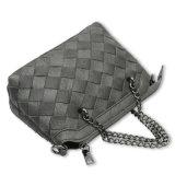 Klassische gesponnene Entwürfe der Minihandtaschen für Ansammlungen der Frauen