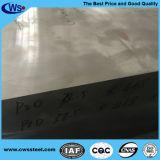 Plaque en acier de moulage en plastique de la meilleure qualité de la qualité 1.2738