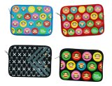 Cartoon Cute Neoprene Laptop / Tablet Sleeve Wholesale