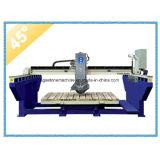 CNC van de hoge snelheid de Scherpe Machine Xzqq625A van de Steen van de Zaag van de Brug