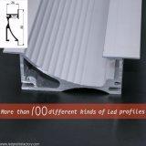 Energien-an der Wand befestigtes Licht auf und ab LED-Aluminiumprofil/Kanal/Strangpresßling