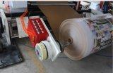 Vier Farben-Rollen-Papier-Drucken-Maschine