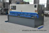 Вырезывания качания CNC QC12k 16*2500 машина гидровлического режа