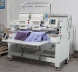 De nieuwe Model 2 Hoofden Geautomatiseerde Machine van het Borduurwerk van GLB (WY1502C)