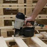 Acier inoxydable clous de bobine de fil de 15 degrés pour la construction