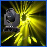 Feixe principal movente claro do equipamento 200W do estágio do DJ