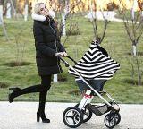 SGS 도매는 아기 Carseat 덮개 닫집을 다중 사용한다