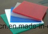 Farbiges Multiwall pp. hohles Blatt, das Maschine herstellt