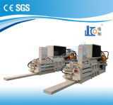 Prensa hidráulica horizontal semiautomática Hbe40-7272