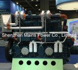 motore interno del motore marino diesel di 1200HP 1000rpm Yuchai per la barca