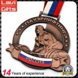 Nuevo producto 2017 Rusia Medalla Deporte
