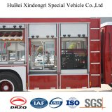 Sinotruk Rescue Firefighting Truck with Spotlight
