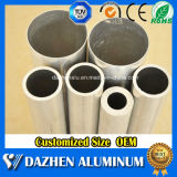 普及したカスタマイズされたサイズのアルミニウム円形の管の管の放出のプロフィール