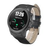 2016年のWiFiのアンドロイド4.4 4G Finow X5のスマートな腕時計
