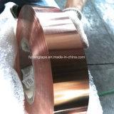 Muestras libres de la hoja de cobre ultra fina suave de calidad superior del genio