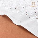 Geometrisches Zubehör-Baumwollspitze-Gewebe des Kleid-H10010