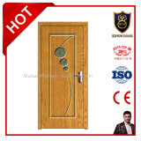 Portes en bois de forces de défense principale de vente chaude pour la pièce intérieure