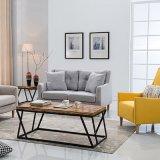 Japanisches und nordisches kleines Haus-Gewebe-Sofa-gesetztes abmontierbares Sofa